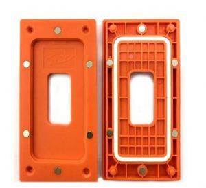 مقایسه و کارایی قالبهای تعمیراتی صفحه نمایش موبایل