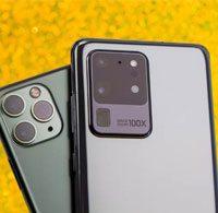 S vs Iphone