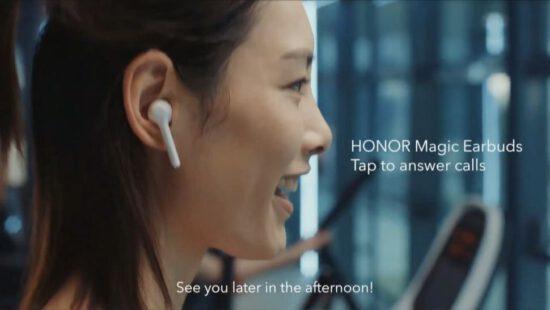 معرفی هدفون بیسیم Honor Magic Earbuds