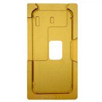 قالب فلزی نصب گلس تعمیراتی با فریم آیفون IPHONE 11