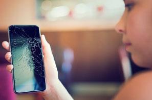 بازیابی اطلاعات تلفن همراه شکسته