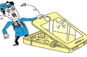 اشتباهات رایج و جبران ناپذیر تعمیرکاران موبایل