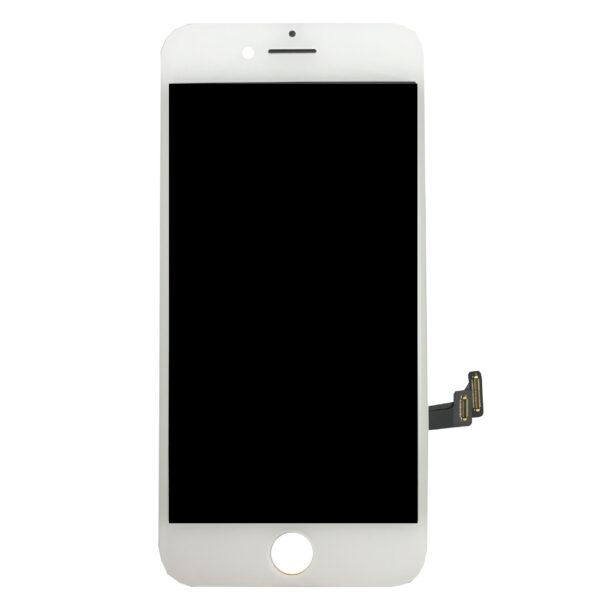 تاچ ال سی دی گوشی موبایل آیفون IPHONE 7 اورجینال گلس تعویض سفید