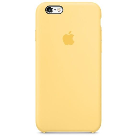 قاب سیلیکونی ip زرد