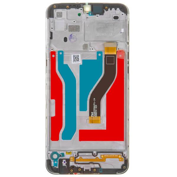 تاچ ال سی دی گوشی موبایل سامسونگ SAMSUNG A107 / A10S اورجینال با فریم