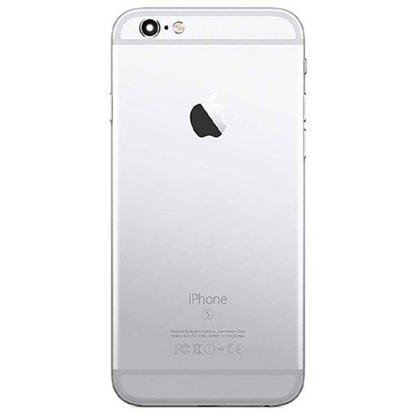 قاب و بدنه گوشی آیفون IPHONE 6S اورجینال نقره ای