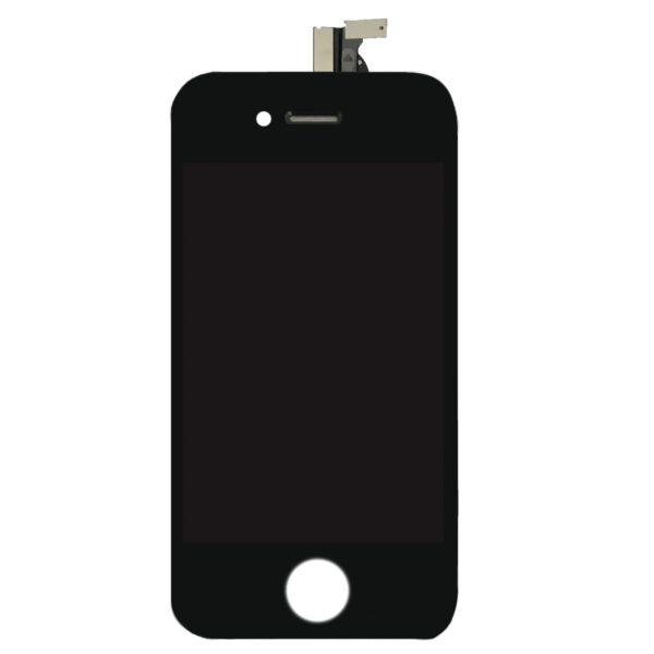 تاچ ال سی دی گوشی موبایل آیفون IPHONE 4 سفید مشکی