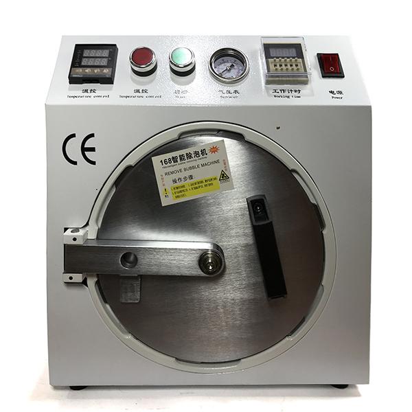 دستگاه حبابگیر ال سی دی موبایل ۱۷ اینچ