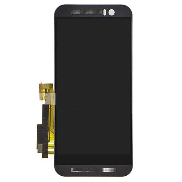 تاچ ال سی دی گوشی موبایل اچ تی سی HTC ONE M9 PLUS اورجینال با فریم مشکی