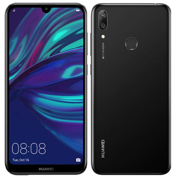 Huawei Y Prime black e