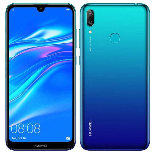 گوشی موبايل هواوی  HUAWEI Y7 PRIME 2019/DUB-LX3 آبی دو سیم كارت ظرفيت 32GB 3GB RAM