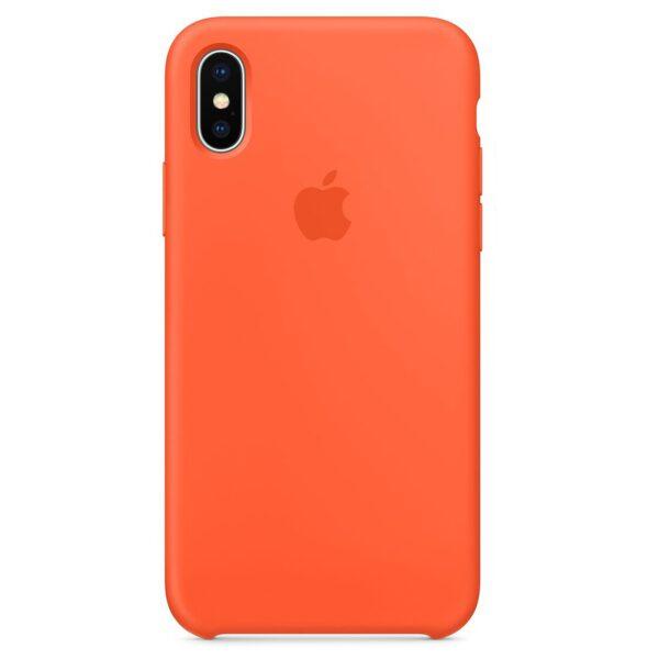 Silicone orange e
