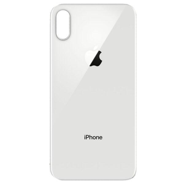 The back door iphonex white  e