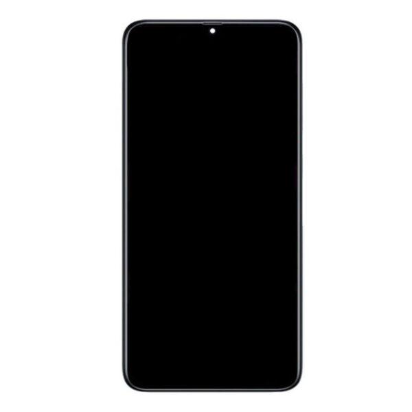 تاچ ال سی دی گوشی موبایل سامسونگ SAMSUNG GALAXY A505 / A50 اورجینال با فریم مشکی 