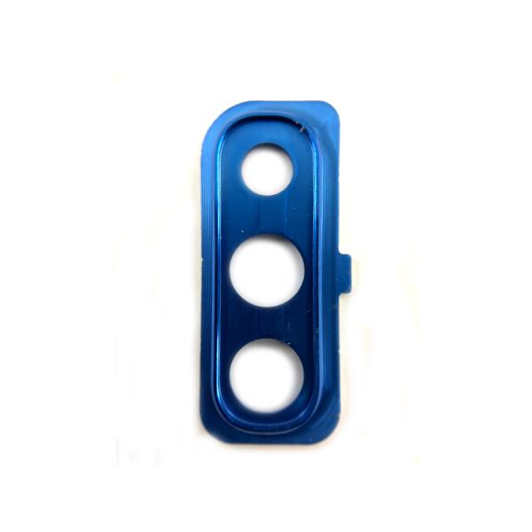 شیشه دوربين گوشی سامسونگ SAMSUNG A505 / A50 اورجینال با فريم آبی