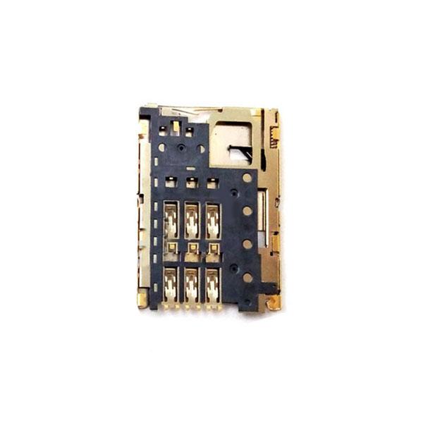 connector sim card lenovo tab a