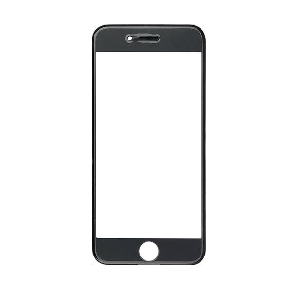 glass iphone  black