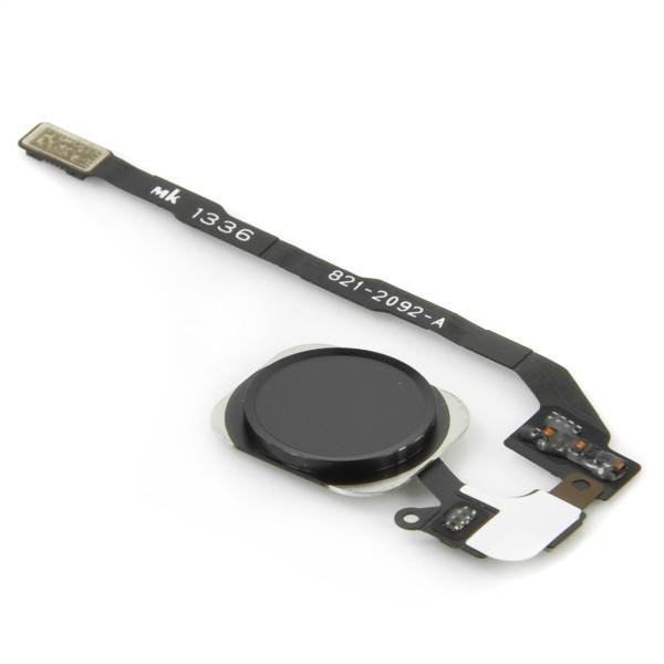 iPhone S Home Button Flex Cable Black