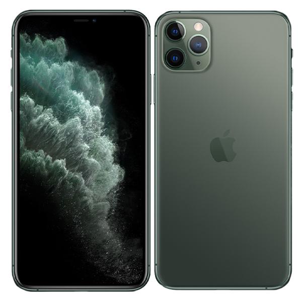 iphone  pro midnight green