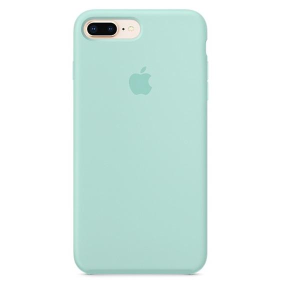 silicone gard iphone green