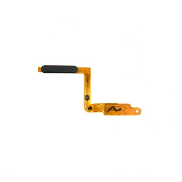 فلت دكمه هوم سامسونگ SAMSUNG A750 / A7 2018 آبی