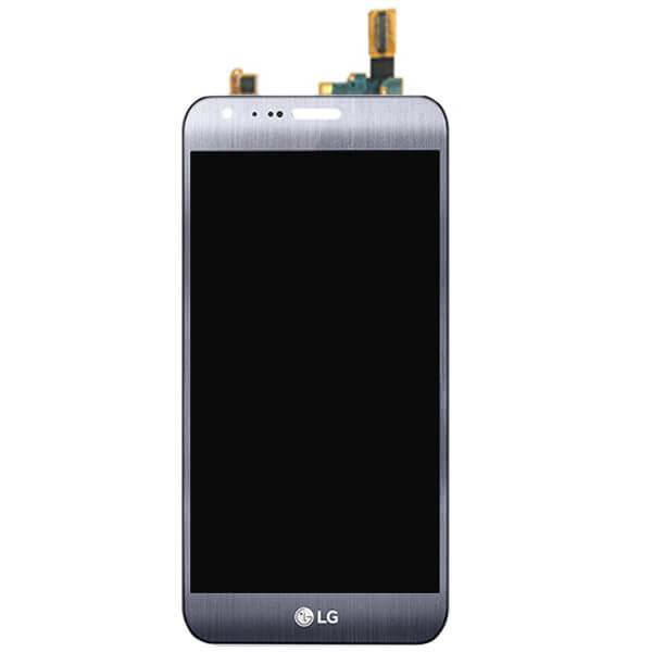 تاچ ال سی دی گوشی موبایل ال جی LG X CAM / K580 بدون فریم اورجینال نقره ای (با تناژ آبی)