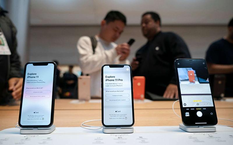 تلفن همراه جدید