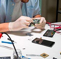 تلفن های همراه GSM و کلیه نکات و ترفند های مربوط به تعمیر آن