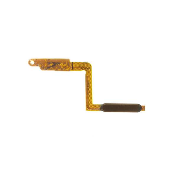 فلت دکمه هوم سامسونگ SAMSUNG A7 2018 / A750 اورجینال طلایی