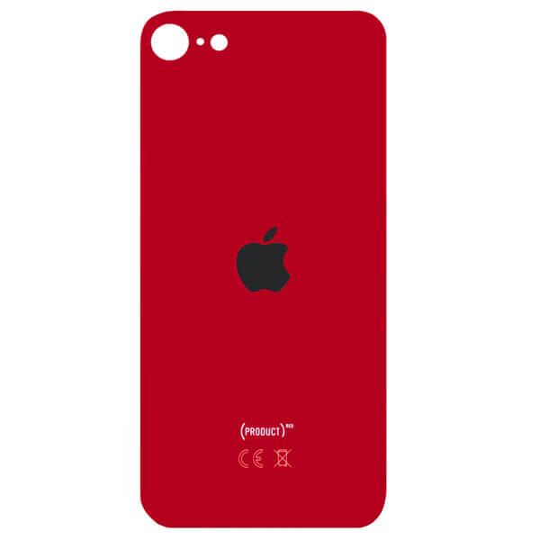 درب پشت گوشی آیفون IPHONE SE 2020 اورجینال قرمز