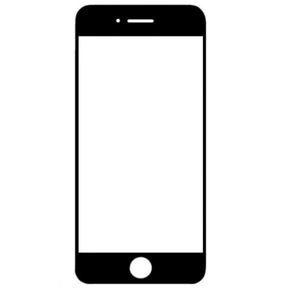 گلس تعمیراتی گوشی آیفون IPHONE SE 2020 اورجینال