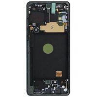 تاچ ال سی دی گوشی موبایل سامسونگ SAMSUNG NOTE 10 LITE /N770 اورجینال مشکی