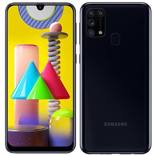 گوشی موبایل سامسونگ SAMSUNG M31 / M315 اورجینال مشکی
