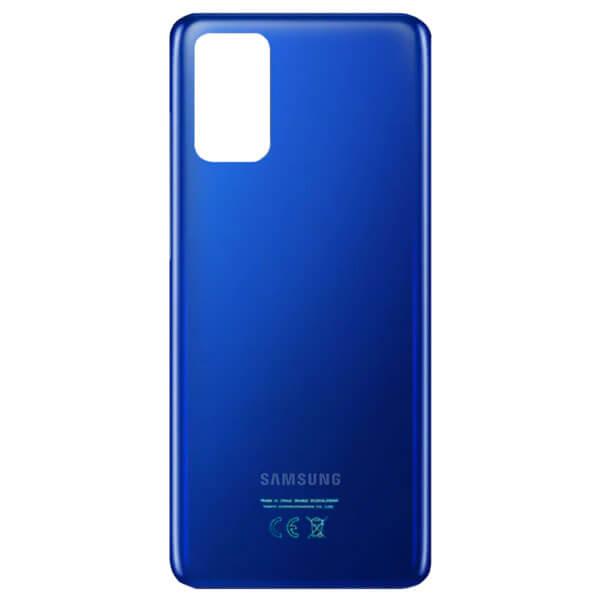 درب پشت گوشی موبایل سامسونگ SAMSUNG S20 PLUS اورجینال آبی