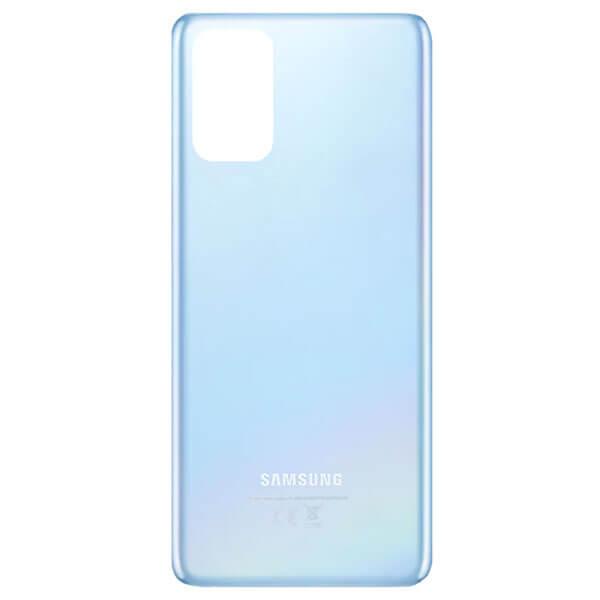درب پشت گوشی موبایل سامسونگ SAMSUNG S20 PLUS اورجینال آبی آسمانی