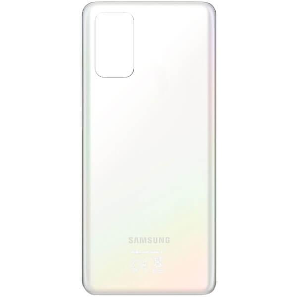 درب پشت گوشی موبایل سامسونگ SAMSUNG S20 PLUS اورجینال سفید