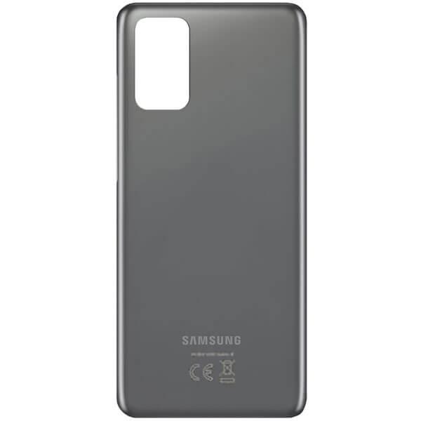 درب پشت گوشی موبایل سامسونگ SAMSUNG S20 PLUS اورجینال خاکستری