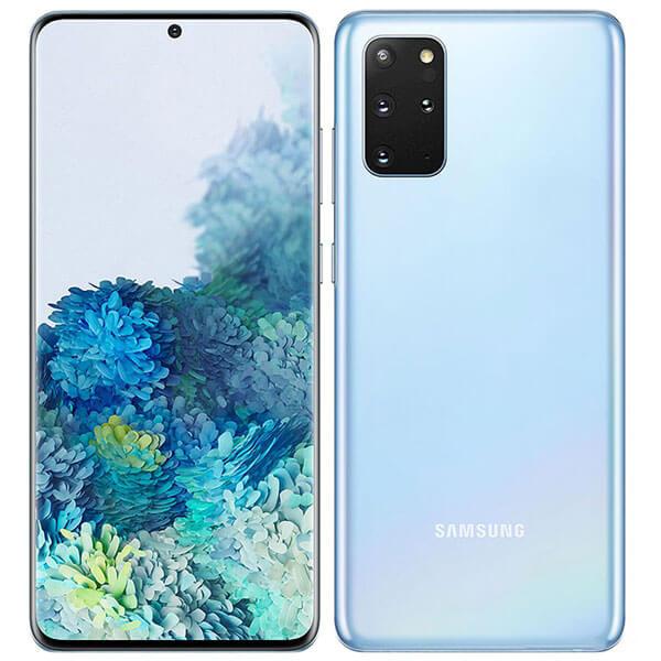 گوشی موبایل سامسونگ SAMSUNG S20 PLUS اورجینال آبی
