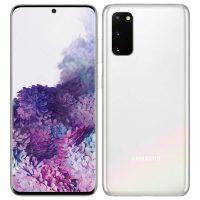 گوشی موبایل سامسونگ SAMSUNG S20 PLUS اورجینال سفید