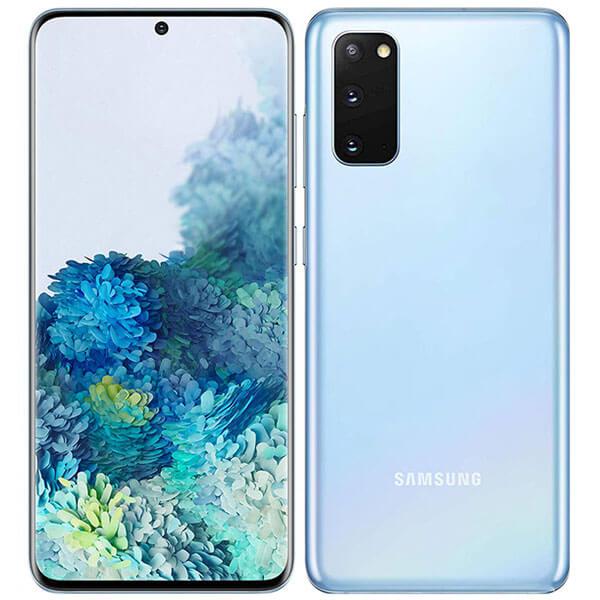 گوشی موبایل سامسونگ SAMSUNG S20 اورجینال آبی
