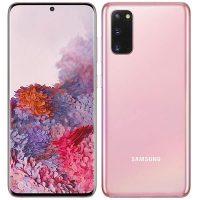گوشی موبایل سامسونگ SAMSUNG S20 اورجینال صورتی