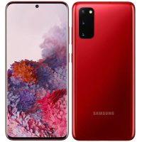 گوشی موبایل سامسونگ SAMSUNG S20 اورجینال قرمز