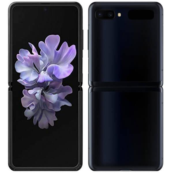گوشی موبایل سامسونگ SAMSUNG Z FLIP / F700 اورجینال مشکی