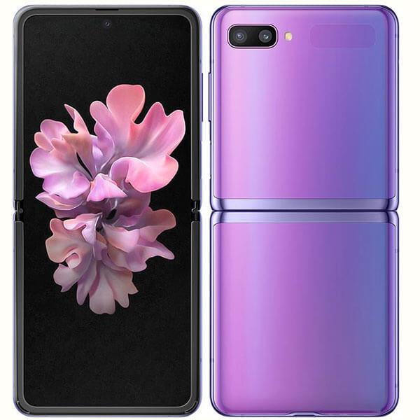 گوشی موبایل سامسونگ SAMSUNG Z FLIP / F700 اورجینال بنفش