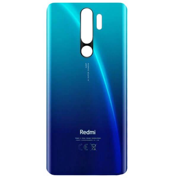 درب پشت گوشی شیائومی XIAOMI REDMI NOTE 8 PRO اورجینال آبی