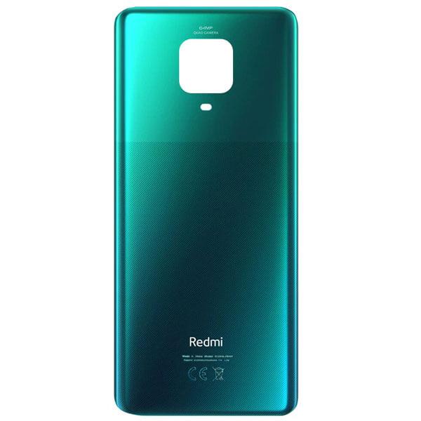 درب پشت گوشی شیائومی XIAOMI REDMI NOTE 9 PRO اورجینال سبز