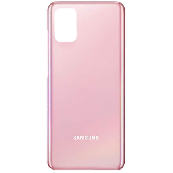 درب پشت گوشی موبایل سامسونگ SAMSUNG S20 PLUS اورجینال صورتی