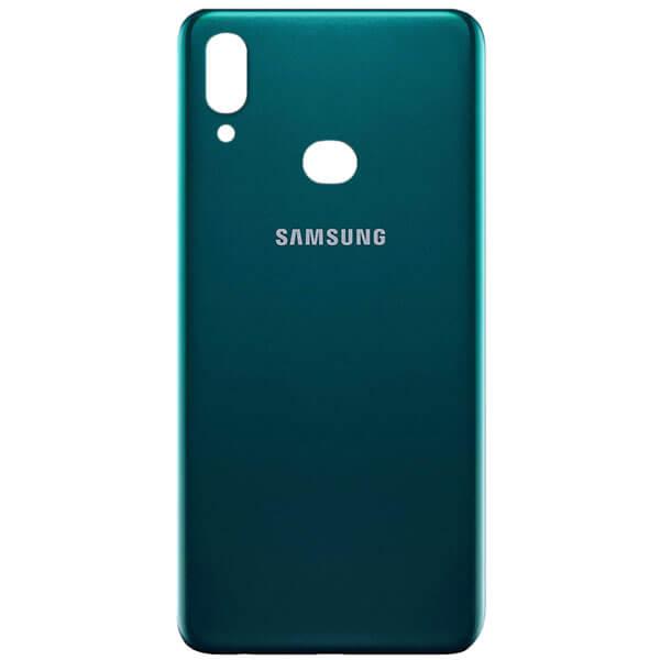 درب پشت گوشی سامسونگ SAMSUNG A10S / A107 اورجینال سبز