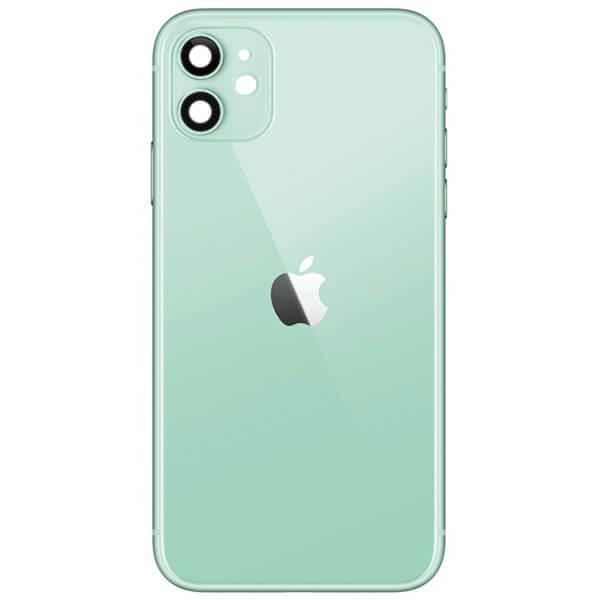 قاب و بدنه گوشی آیفون IPHONE 11 اورجینال سبز