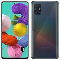 گوشی موبایل سامسونگ SAMSUNG A51/A515 اورجینال مشکی دو سیم کارت ظرفیت 128 گیگ